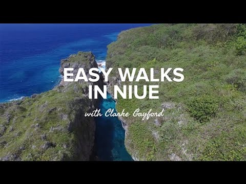 Easy Walks in Niue with Clarke Gayford