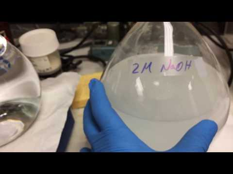 2_How To Make 2 M NaOH Solution