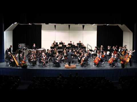 Central Oregon Symphony Respighi - Rossiniana I, II & III