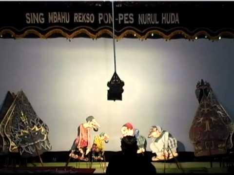 Wayang Kulit Ki Enthus Susmono Lucu Live PONPES NURUL HUDA Part 1