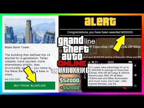 GTA ONLINE NEW DLC CONTENT DETAILS FREE MONEY!!! - SECRET UNEXPLAINED SALES, HIDDEN BONUSES & MORE!