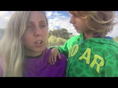 TRAVELLING AROUND AUSTRALIA #UNJUGGLED Vlog 13 Big Dreams Road Trip 1 Caravan 2 Parents 3 Kids