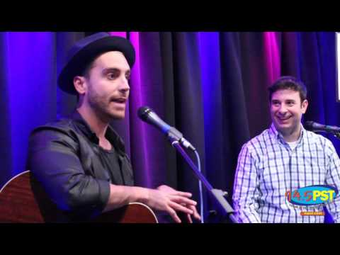 Nick Fradiani Interview with Adam from PST