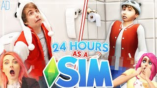One of TheOrionSound's most viewed videos: Living As My Sim for 24 Hours!