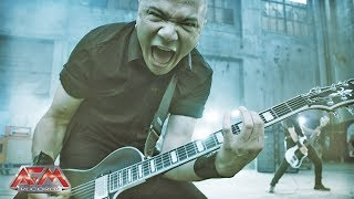 DANKO JONES - Fists Up High (2019) // Official Music Video // AFM Records