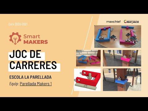 """""""Joc de Carreres"""" - Escola La Parellada"""