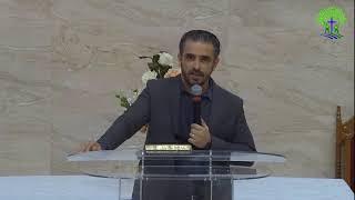 LIVE / IPMN  -  CULTO SOLENE  -  TEMA : OS FRUTOS DA JUSTIFIÇÃO.    REV. FABIO BEZERRA