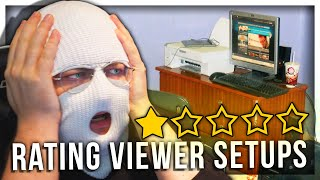 RATING DISGUSTING VIEWER SETUPS WITH PAPA