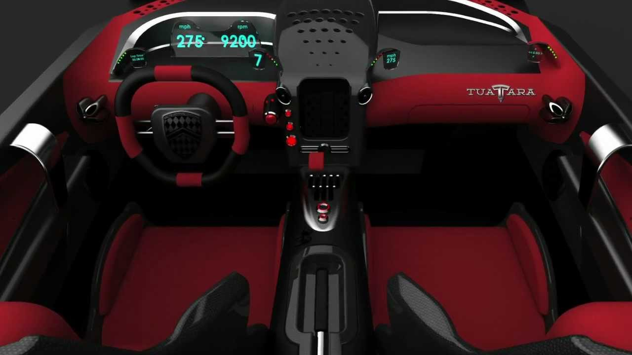 SSC Ultimate Aero, misconception about interior similarity ... |Ssc Interior
