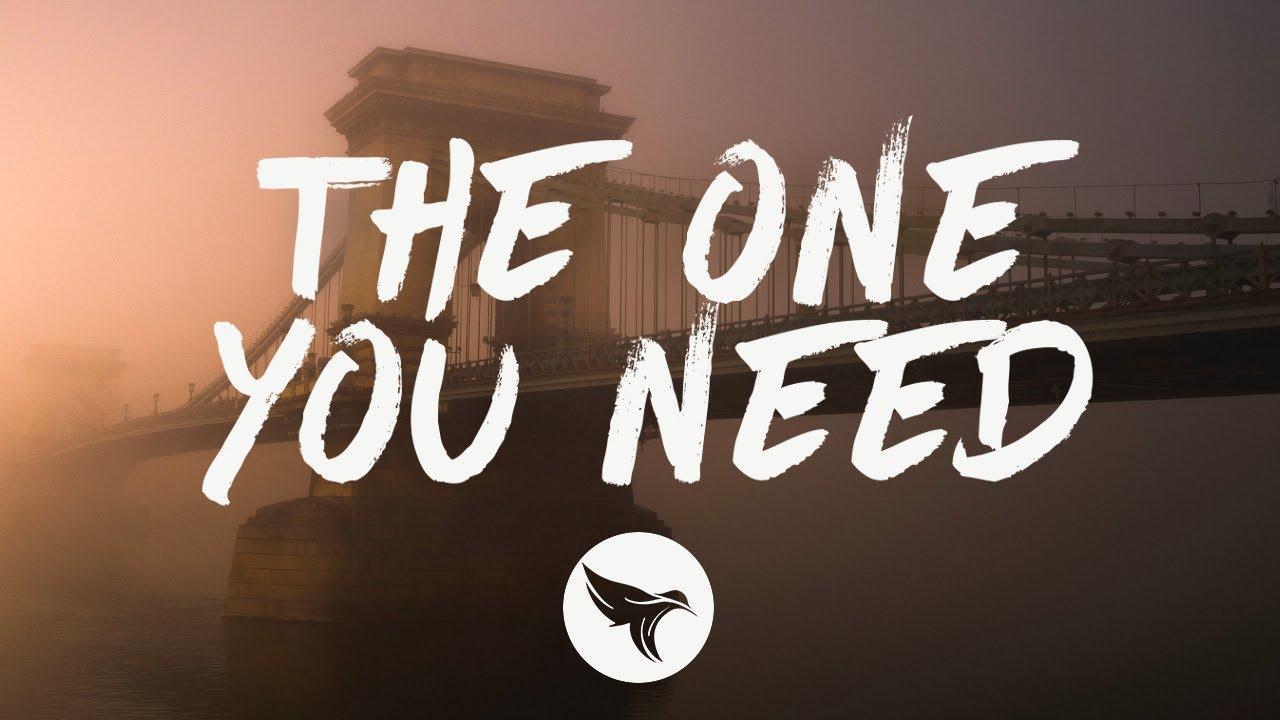 Brett Eldredge - The One You Need (Lyrics)