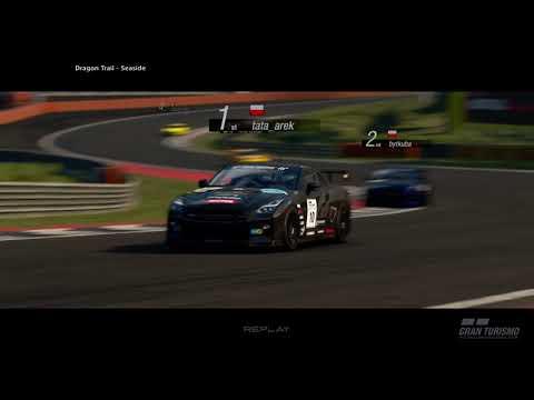 GT Sport incredible Gr. 4 race