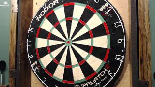 Sharpshooter Challenge - 6 Darts