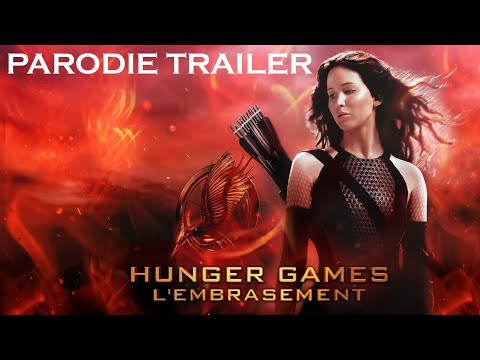 Hunger Games 2 L Embrasement Parodie Bande Annonce