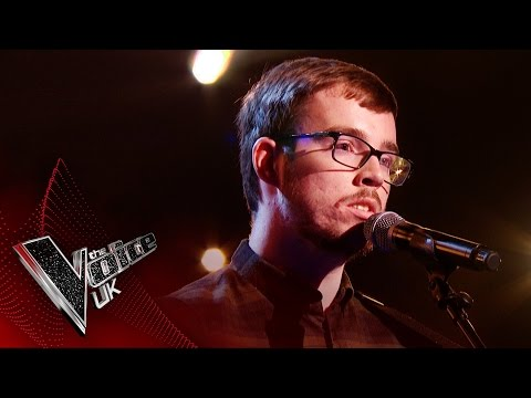Jon Middleton performs 'You're Beautiful': Blind Auditions 4 | The Voice UK 2017