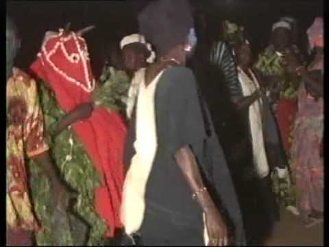 1st Genieri Cultural Festival 2013 PART 3- THE GAMBIA-Africa