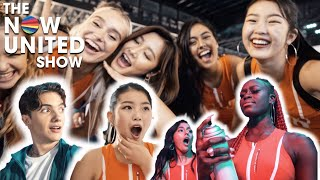 We're CRAZY, STUPID, SILLY & IN LOVE with this Music Video! - S2E26 - The Now United Show
