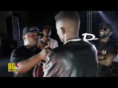 "#RRPL Apresenta Tanay Z & Young Black VS Punchlinero & Lehomem ""Duplo Impacto"""