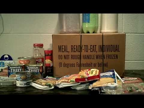 Food storage for prepping (not just beans and rice)