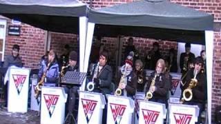 Wigan Youth Jazz Orchestra (WYJO) Haigh Hall, Christmas 2010. Soul Bossa Nova