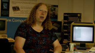 Ruth Bramley - Working at Sinclair Research from 1981 to 1984