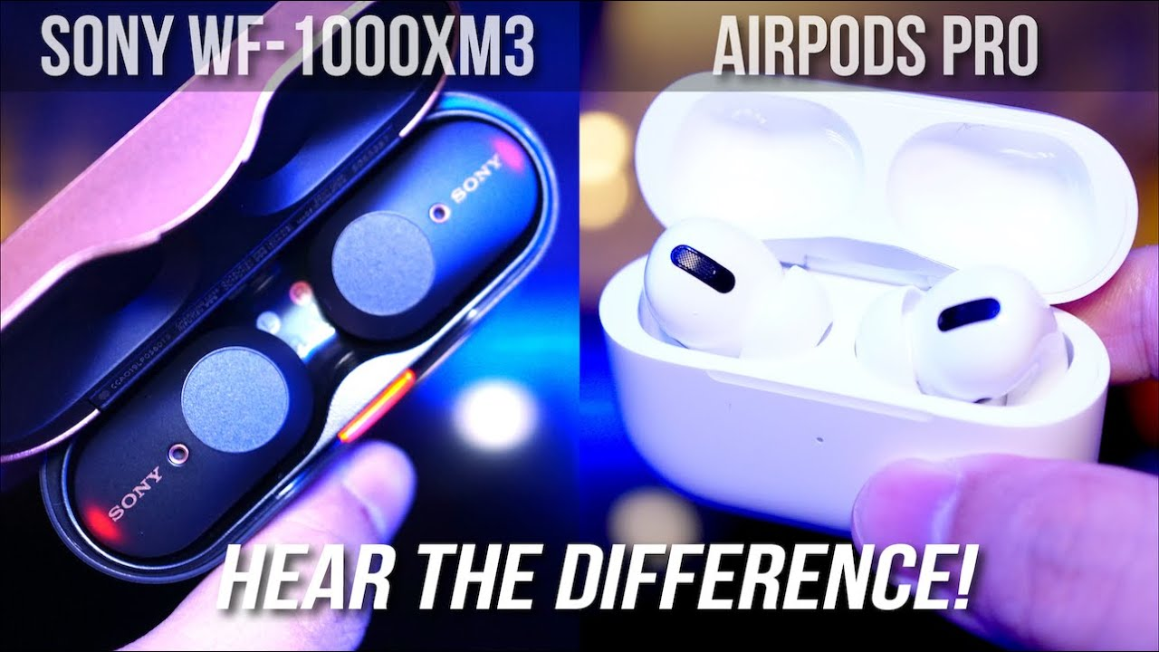 AirPods sony