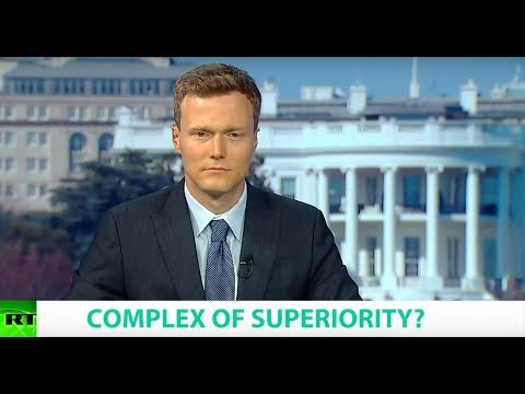COMPLEX OF SUPERIORITY? Ft. Matthew Kroenig, Senior Fellow at the Atlantic Council