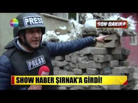 Show Haber Şırnak'a girdi!