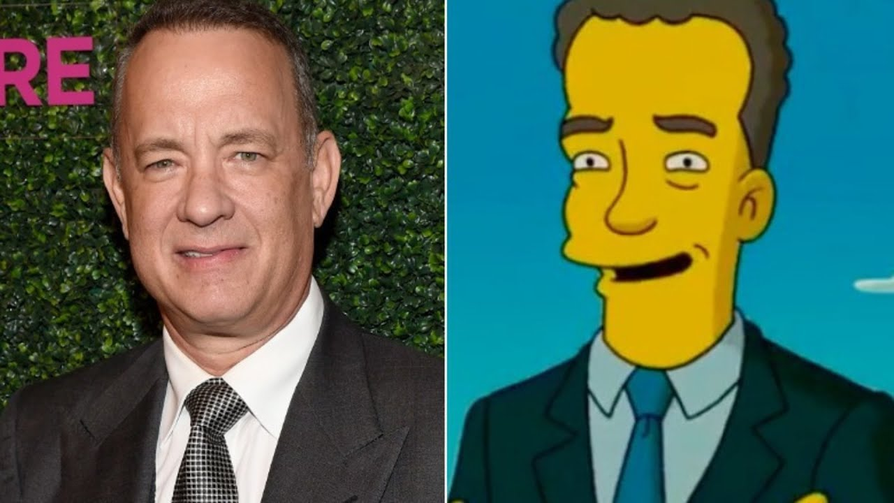 Fans Think The Simpsons Predicted Tom Hanks Getting Coronavirus