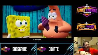 Starting Spongebob Squarepants Battle for Bikini Bottom Rehydrated Episode 1