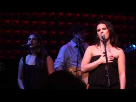 Carrie Manolakos - Creep (Radiohead cover, live) @ Joe's Pub, NYC, 5/26/12