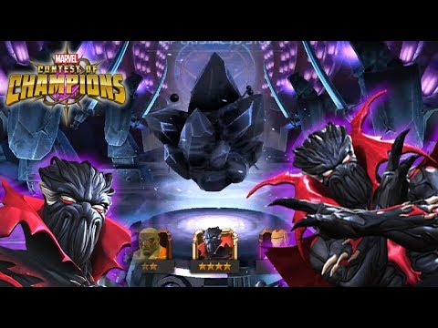 Dark Dimension Crystal Opening (Symbiote Supreme): Marvel Contest Of Champions