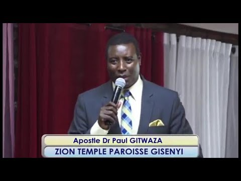 VISITING OUR ZTCC GISENYI PARISH with Apostle Dr Paul M Gitwaza