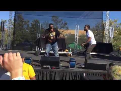 T-Pain performs Panda Remix @ Cal Poly Spring Stampede 2016