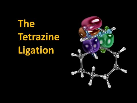 The Tetrazine Ligation - Intrinsic Bond Orbitals