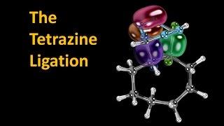 The Tetrazine Ligation - Intrinsic Bond Orbitals