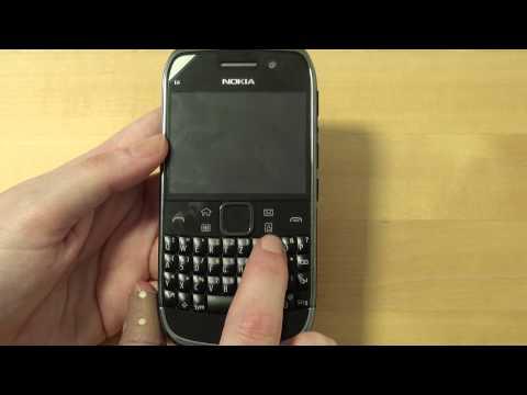 Nokia E6 Test Erster Eindruck