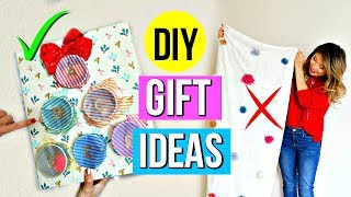 Clever DIY Holiday Gift ideas YOU Must Try!