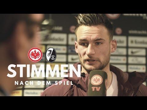 Eintracht vs. Freiburg: Stimmen danach