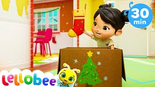 Download Christmas Carols! - Christmas Songs for Kids | Nursery Rhymes | ABCs and 123s | Little Baby Bum Mp3 and Videos