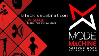 Black Celebration - Mode Machine Depeche Mode Tribute Band