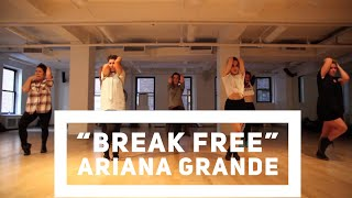 Break Free Ariana Grande Choreography by Derek Mitchell at Broadway Dance Center