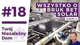 Wszystko o modułach fotowoltaicznych Bruk Bet Solar [1/2] | Twój Niezależny Dom (Reupload)