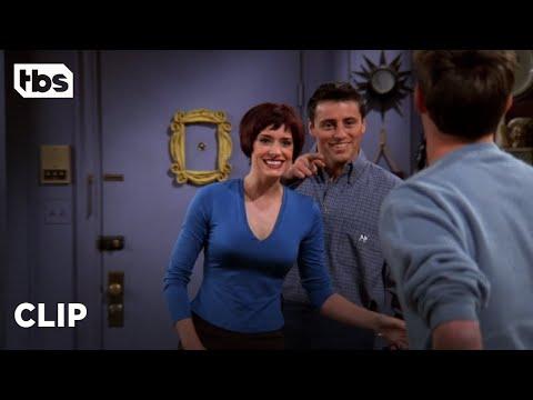 Friends: Chandler Likes Joey's New Girlfriend (Season 4 Clip) | TBS