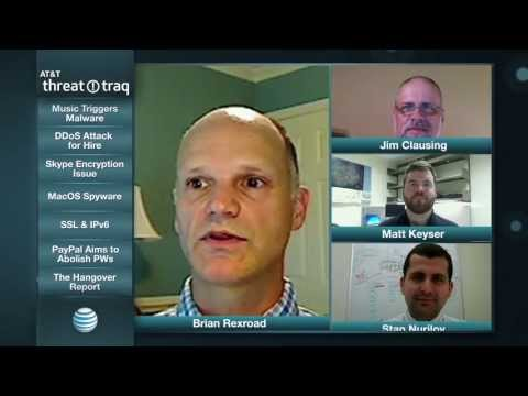 AT&T ThreatTraq: DDoS for Hire - 05/21/2013