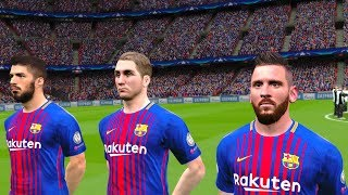 Download Video Barcelona vs Sporting Lisbon UCL 5 December 2017 Gameplay MP3 3GP MP4