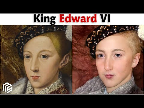 Historical Figures Recreated From Paintings Using Artificial Intelligence