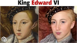 Historical Figures Recreated From Paintings Using Artificial Intelligence | Real Faces