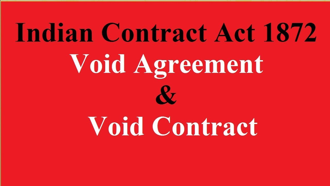 void agreement meaning in tamil