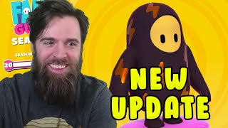 Fall Guys Has a NEW UPDATE!! (new finale game)