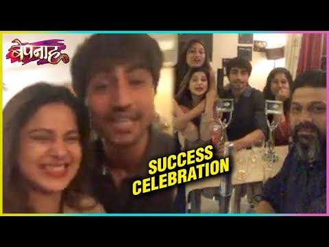 LIVE: Jennifer Winget & Harshad Chopra Celebrate BEPANNAH Success at ITA Awards 2018